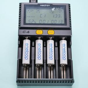 エネループの端子クリーニングで充電時の抵抗は減るのか?