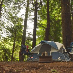小さな子供連れの初めてのキャンプ(コテージ)当日編「筑波ふれあいの里」