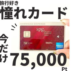 SPGアメックス紹介キャンペーン!税金・公金払いで75,000ポイントボーナスチャンス