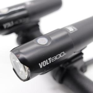 【キャットアイ ライト】レビュー VOLT400 & VOLT800 命を守る明るさ!
