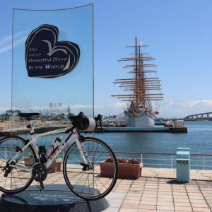 【自転車】車載で輪行一人旅 富山湾岸サイクリングコース 2019年4月⑤