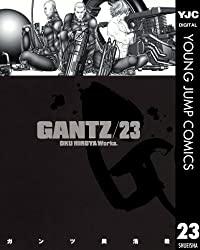 大阪チームが大苦戦、恐るべき強さを誇るボス格たち『GANTZ』23巻【ネタバレ注意】
