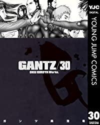 巨人の街で離れ離れになった多恵を救い出せるか、奮戦する玄野『GANTZ』30巻【ネタバレ注意】