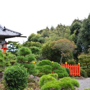 京都観光(建勲神社)