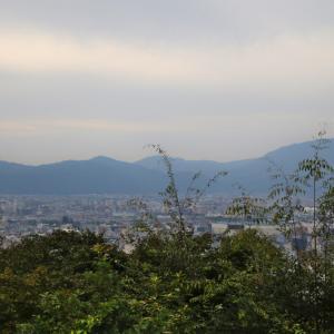 京都観光(伏見稲荷大社・山中)