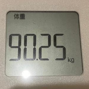 メタボ解消 90kg切った〓︎