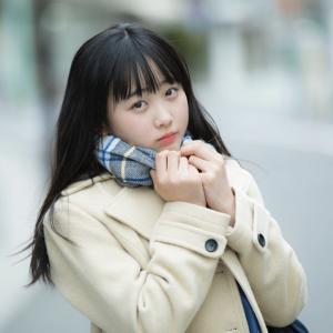 【大注目】本田望結 おおおお!!制服&おさげヘアだああああああああ!!!