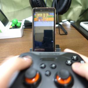 auスマートパスプレミアムのクラシックゲームをコントローラーで遊んでみた!