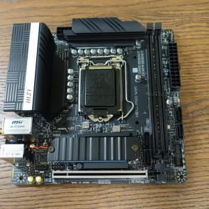 MSI H510I PRO WIFIをレビュー!質実剛健なビジネス用Mini-ITXマザーボード