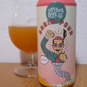 OFFSHOOT BEER CO. BRAIN POUR