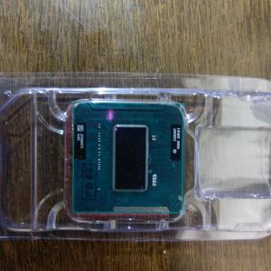 acer ASPIRE 5750 CPU換装 i5 => i7