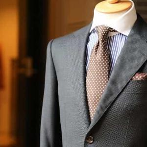 【ビジネスマン】スーツをオーダーで作ってみた話