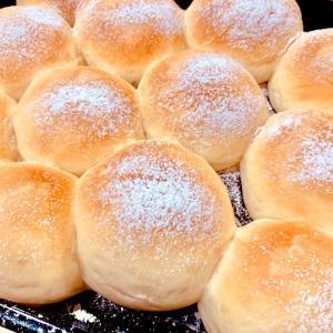食欲の秋!夜10時、我が家のパン屋Open
