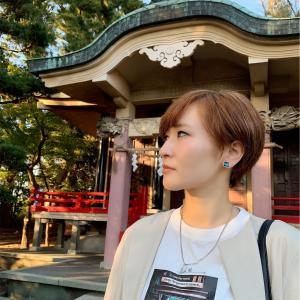 糸魚川翡翠をつけて、出世神社浜松東照宮へ!