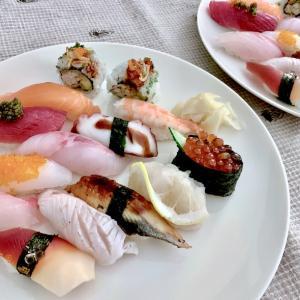 日本の味が恋し!お寿司をテイクアウト