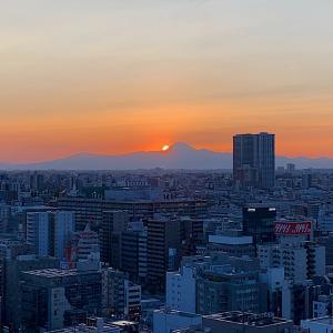 今、日本にいます。