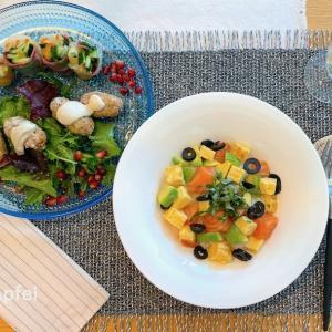 6月のお料理教室は、アジアテイストな夏のメニュー ♪