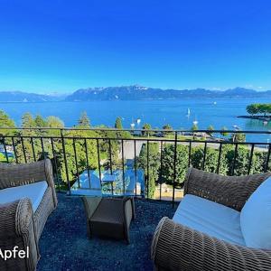 ボーリヴァージュ パレス ローザンヌ(Beau-Rivage Palace Lausanne)in スイス