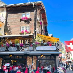 スイス ツェルマットの村(1)