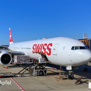 日本へ出発とPCR検査 in スイス