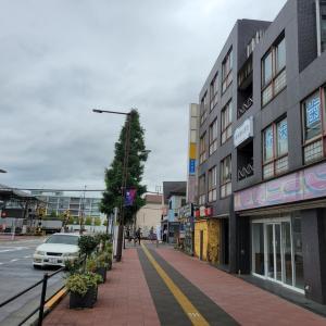 【開店予告】飛田給の駅前に日高屋が10月中旬オープン予定