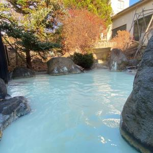 大阪屋 中ノ沢温泉で日帰り入浴