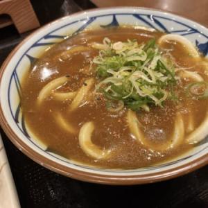 讃岐釜揚げうどん 丸亀製麺 大抵は夕食で利用