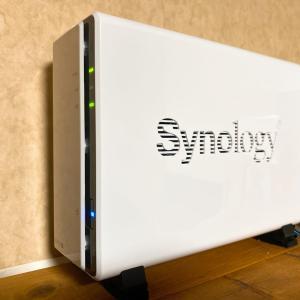 Synology NAS 最初にやりたいIP設定