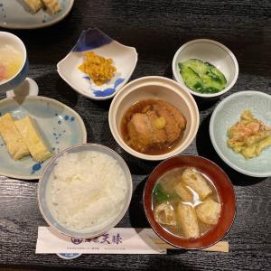 酒菜 天味 昼 天味(てんみ)、残り? 会津若松ランチ