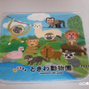 お猿さん珈琲とミニタオル