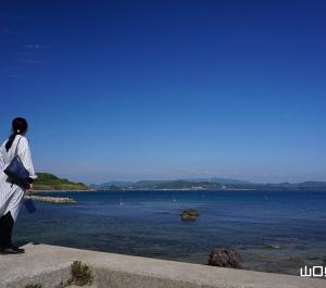 角島でグルメを満喫