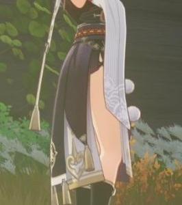 【原神】九条サラのスカートおかしいだろ