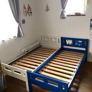 子供部屋の模様替えをして、ジモティーで大好きだった家具を幸せに手放せた話