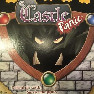 6歳長男とのボードゲーム(キャッスルパニック)(子供とボードゲーム)