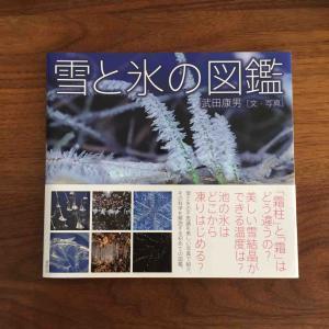 美しい雪と氷。不思議がいっぱい!「雪と氷の図鑑」