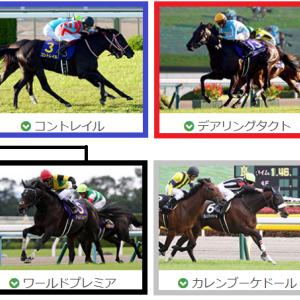 第40回 ジャパンカップ(GⅠ) 予想2
