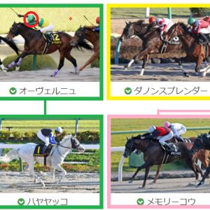 第38回東海テレビ杯東海ステークス GII 予想1