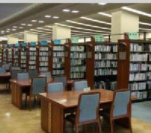 図書館発見しました!