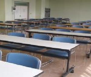 2か月ぶりの学習室
