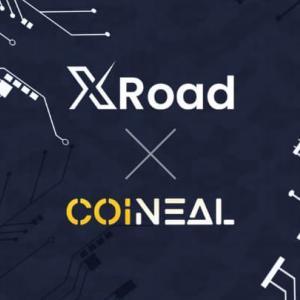 パートナー事業の更新情報   Coinealの提携先XRoad(XRI)