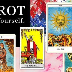 タロットカードとは、自分自身の中にある無意識・潜在意識と交信するための道具です。