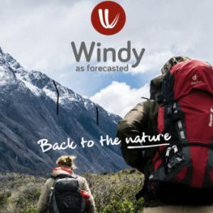 「windy」釣り人必須の風予報アプリ!ダウンロード方法と使い方