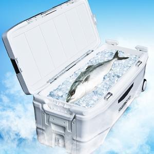 【釣り】小型クーラーボックス|保冷力の最強フィクセルが凄い!SHIMANO