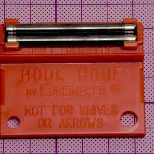 ポイントシャープナー|フック(針)刺さりを復活!ブランドはギアラボ?