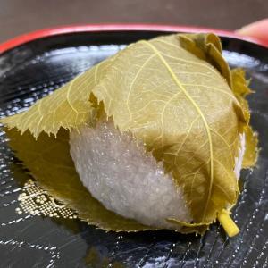 桜餅(もとい蜜璃ちゃん)コーデ