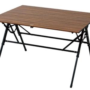 【購入大正解レビュー!】ogawa(オガワ) アウトドアキャンプテーブル3ハイ アンドローテーブルでアウトドアが最高の時間に変化した!