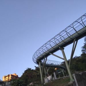 【高雄】台湾の歴史文化旅行③哈瑪星超怖い滑り台
