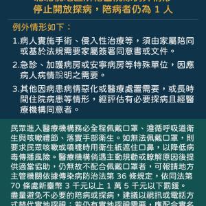 【在台日本人へ】2/9からの台北、新北、桃園の病院ルール&対応まとめ