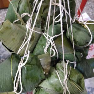 旦那流の台湾南部粽