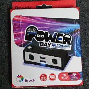 ゲームキューブにそっくりなSwitchドッグ!? Powerbay Ethernet感想